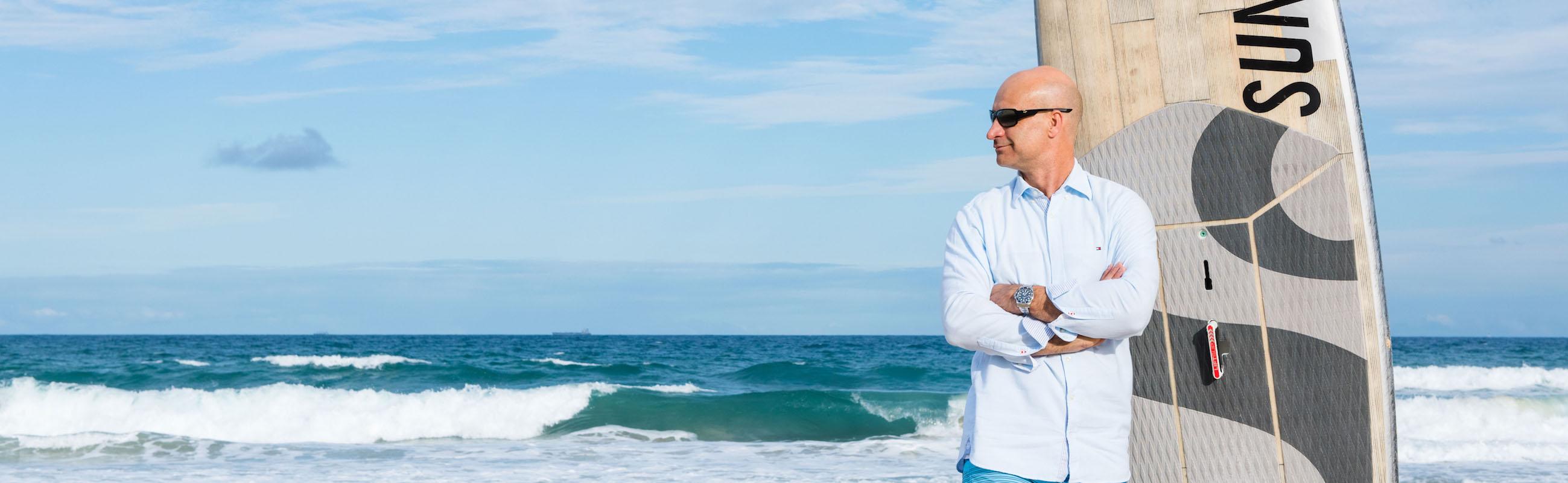 Sunshine Coast Business Coach - Jean-Marc Barbeau
